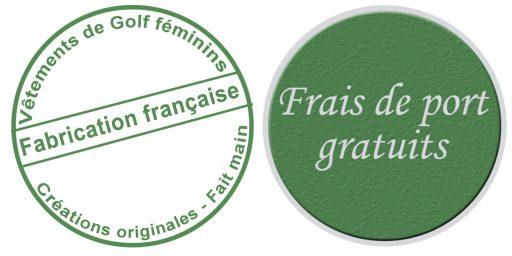 fabrication française et frais de port