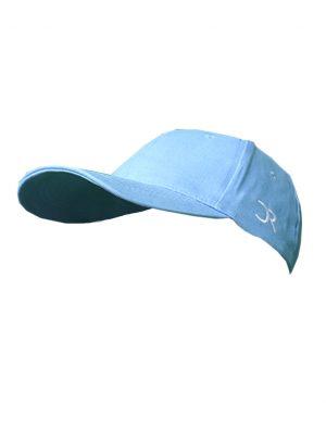 casquette bleu ciel