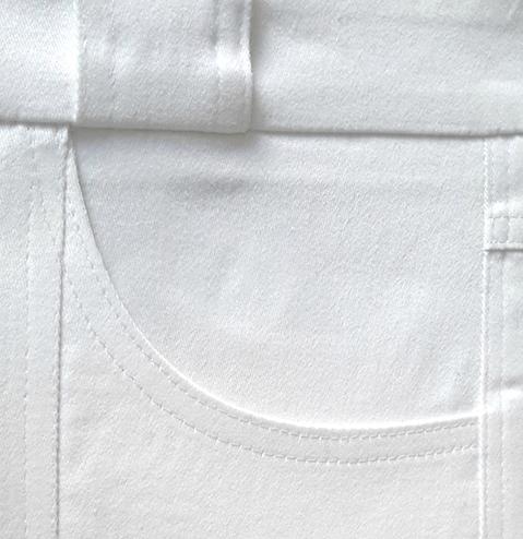 Pantalon Brise détail poche devant 2