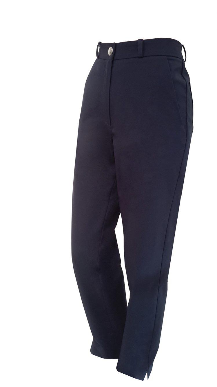 Pantalon marine devant