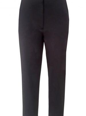 pantalon marron devant