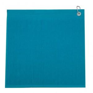 Serviette Bleue