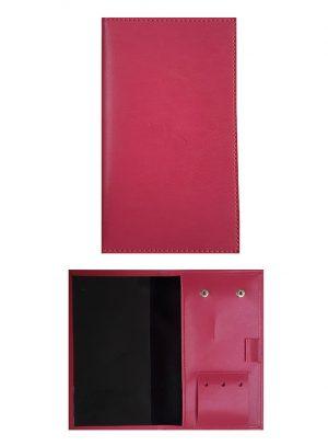 porte carte de score rose