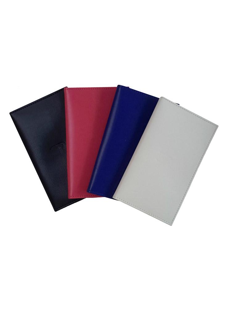 les porte cartes couleurs diverses