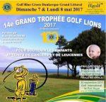 14ème grand trophée golf lions