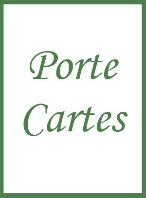 Porte carte